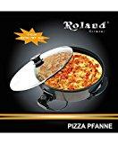 Pizza Pfanne Roland Germany,42 cm Durchmesser, 9 cm Tief