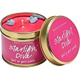 Bomb Cosmetics Starlight Diva Tinned Candle