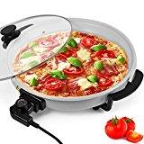 Elektrische Multipfanne - Pizzapfanne - 1500W - Ø 39cm