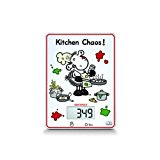 Soehnle 66194 Digitale Küchenwaage Sheepworld Kitchen Chaos