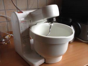 meine Bosch Küchenmaschine MUM 4400/00 - Bosch küchenmaschinen